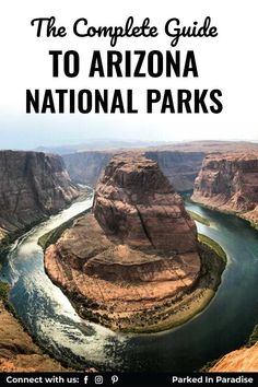 Winter or summer road trip through Arizona and see some stunning sights. Arizona is more than just a desert. There are three National Parks in Arizona, two National Recreation Areas, and nineteen memorials, historic sites, and trails affiliated with the National Park Service. Weather you're traveling with kids or a pet we help you be prepared. This guide will walk you through great camping spots and hiking trails. Arizona National Parks, Camping Spots, Historical Sites, Hiking Trails, Backpacking, Road Trip, Paradise, Pets, Summer