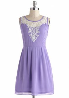 A Kiss For Luck Lavender Midi Dress | Belt, Lavender dresses and ...