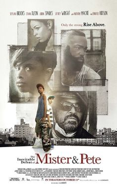 """""""The Inevitable Defeat of Mister & Pete"""" (2013). A coming-of-age story about two inner city boys who are left to fend for themselves over the summer after their mothers are taken away by the authorities. What an unexpected gem of a film!"""