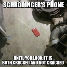Schrodingers Phone