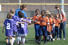 Promote #fairplay from an early age! #Youthsportsleagues