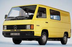 Daimler-Benz Transporter-Baureihe MB 100 Kombi (1987)