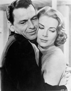 Frank Sinatra and Grace Kelly - perhaps the greatest couple ever to be paired in a film, after Gregory Peck and Audrey Hepburn in Roman Holiday