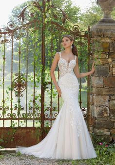a542c202301 (Blu wedding dresses collection) Palmira Wedding Dress Stunning Wedding  Dresses