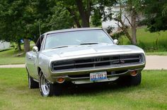 1970 Dodge Charger R/T 440 Six-Pack 4-Speed