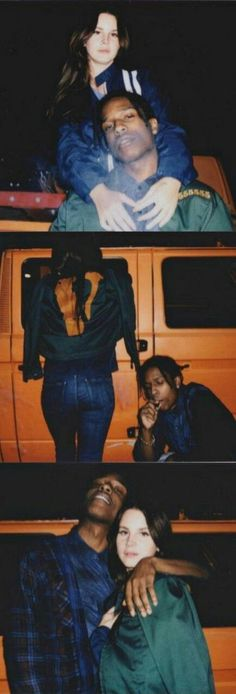 LDR and Asap Rocky