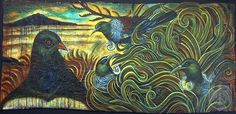 michel tuffery painting - Google Search