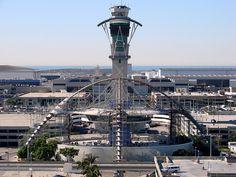 Awesome Air Traffic Control Towers Across the World ~ Kuriositas