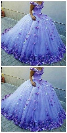 Outlet Easy Ball Gown Prom Dresses Off The Shoulder Quinceanera Dresses,Ball Gown Dress With Flowers,Princess Prom Dresses,Long Prom Dress Pretty Quinceanera Dresses, Cute Prom Dresses, Sweet 16 Dresses, 15 Dresses, Flower Dresses, Pretty Dresses, Dress Prom, Dress With Flowers, Dresses Online