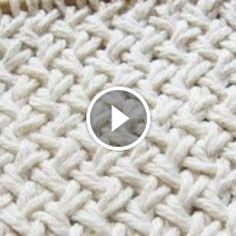 Different Crochet Stitches Free Knitting Baby Knitting Crochet Squares Crochet Flowers Ravelry Free Pattern Amigurumi Projects To Try Crochet tutorial that teaches you how to the Interweave Cable crochet stitch. Crochet Motifs, Crochet Stitches Patterns, Tunisian Crochet, Knit Or Crochet, Knitting Stitches, Crochet Designs, Crochet Baby, Knitting Patterns, Knitting Videos