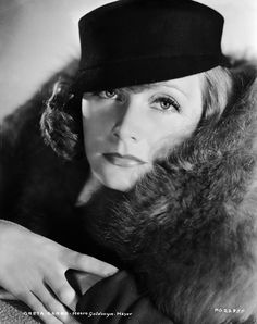 """Greta Garbo, Grand Hotel, 1932. Greta Garbo, among Hollywood's most alluring, reclusive, and mysterious sirens from the silent and early talk era, uttered in Grand Hotel what many consider to be her mantra: """"I want to be alone."""""""
