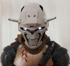 Destiny Cosplay mask