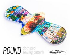 The Cher Cloth Pad Sewing Pattern Bee Wings, Menstrual Pads, Cloth Pads, Old Things, Things To Sell, Little Bag, Folded Up, Pdf Sewing Patterns, Different Patterns