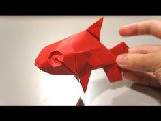 Origami Fish (Davor Vinko)