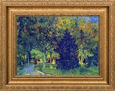 Vincent van Gogh  Allee in the Park $8.99