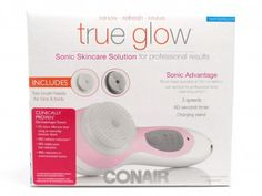 True Glow by Conair, Sonic Skincare Solution