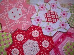 The Vignette Hexagon Quilt