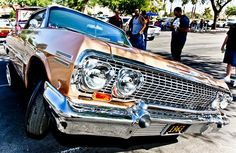 :thumbsup: Always great Pics! 1963 Chevy Impala, Lowrider, Dream Cars, Antique Cars, Transportation, Trucks, Board, Vintage Cars, Truck