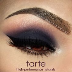 Fall Smokey Eye - I love this!!!