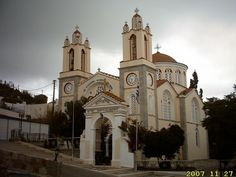 The Church Of Siana - Siana In Rhodes  #rhodes #greece #travel #tourist #tourism #holidays #rodos Greece Travel, Rhodes, West Coast, Barcelona Cathedral, Tourism, Holidays, Beautiful, Turismo, Holidays Events