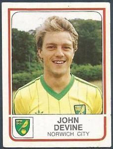 John Devine - Norwich
