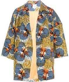 ShopStyle: Stella Jean print jacket