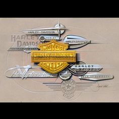 David Uhl... HD logos over the 100 years