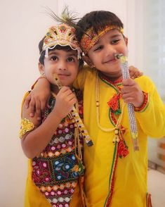 #StylishStar #AlluArjun Annaya Post's Janamastami Wishes to each and everyone. My Lil Krishna's 😘😘