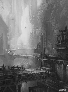 In Class Demo - Environment Design, James Paick on ArtStation at https://www.artstation.com/artwork/in-class-demo-environment-design-bb060720-08f1-4761-a1c1-68a04d6dc8c5