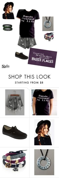 """""""Higher Places"""" by tiablack ❤ liked on Polyvore featuring Vans, ASOS and Marc Jacobs"""