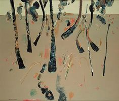 Fred Williams, Information Art, Australian Artists, Artist At Work, Printmaking, Contemporary Art, Olsen, Ferns