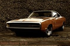 Dodge Charger RT SE 5 by kristoao on DeviantArt