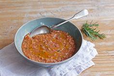 Tuscan Farro and Bean Soup (Zuppa di Farro) recipe on Food52