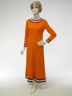 Mary Quant dress ca. 1963 via Manchester City Galleries