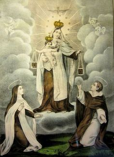 Blessed Mother, pray for us ~