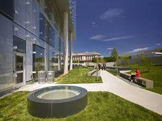 John and Frances Angelos Law Center / Behnisch Architekten + ASG | ArchDaily