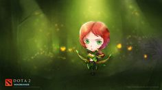 ~Windrunner ~Dota 2 ~By VirtualMan209