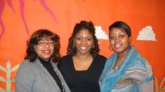 Pamela, Makeesha, and Bethany