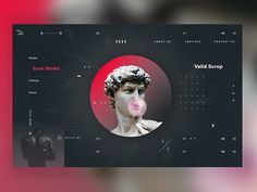 designed by Ani Harutyunyan. Connect with them on Dribbble; Web Design Examples, Homepage Design, Web Ui Design, Layout Design, Website Design Inspiration, Graphic Design Inspiration, Design Poster, Showcase Design, Design Development