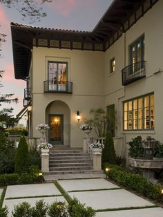 Mediterranean Exterior Design, Pictures, Remodel, Decor and Ideas - page 130