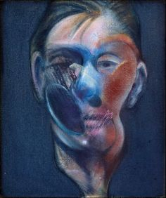 Francis Bacon, Self Portrait (1976)