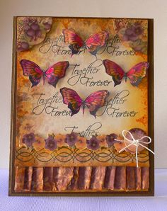 Heart's Ease Cards - Couture Creations