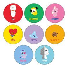 Preppy Stickers, Pop Stickers, Printable Stickers, Wallpaper Iphone Cute, Bts Wallpaper, Foto Bts, Bts Photo, Bts Jungkook, Taehyung