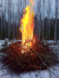 The name Baelfire has Celtic Pagan roots, in connection with the celebration of Beltane, and it means Bonfire.