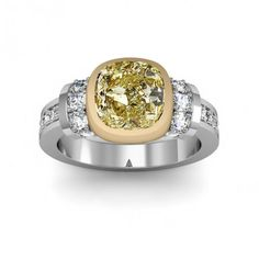 Diamond Amiable Diamond Bridal Set 2.32 Ct Princess Diamond Black Sterling Silver Ring Ring !! Fine Rings