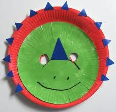 It's amazing what you can craft with paper plates! Here are 34 incredible paper plate crafts complete with pictured instructions. These paper crafts for kids… Paper Plate Crafts For Kids, Daycare Crafts, Paper Crafts For Kids, Toddler Crafts, Fun Crafts, Holiday Crafts, Dinosaurs Preschool, Dinosaur Activities, Dinosaur Crafts