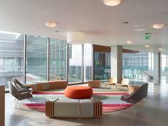 Break room in our Lehi, Utah office! via Forbes.com