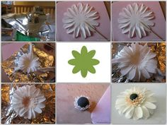 Fondant Flowers, Sugar Flowers, Cake Flowers, Fondant Tutorial, Baby Boom, Cake Decorating Tutorials, Sugar Art, Diy Party Decorations, Flower Tutorial