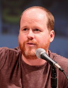 The king of television, Mr. Joss Whedon. I don't think there is anything he has ever done that I haven't loved! *except maybe killing Wash!!!!*