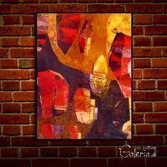 Underground 4 / Galeria na piętrze / Dekoracja Wnętrz / Obrazy